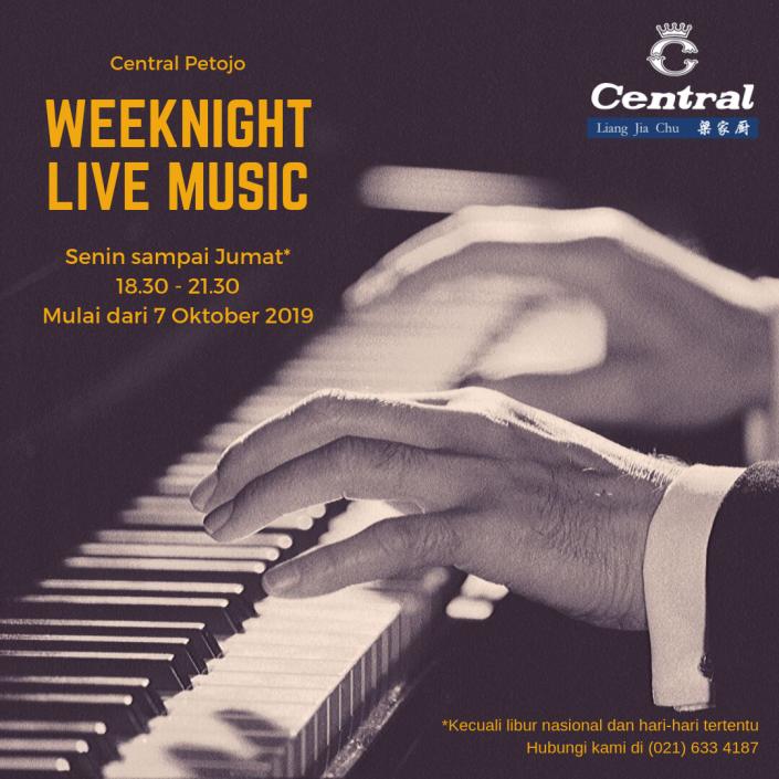 Live music central petojo