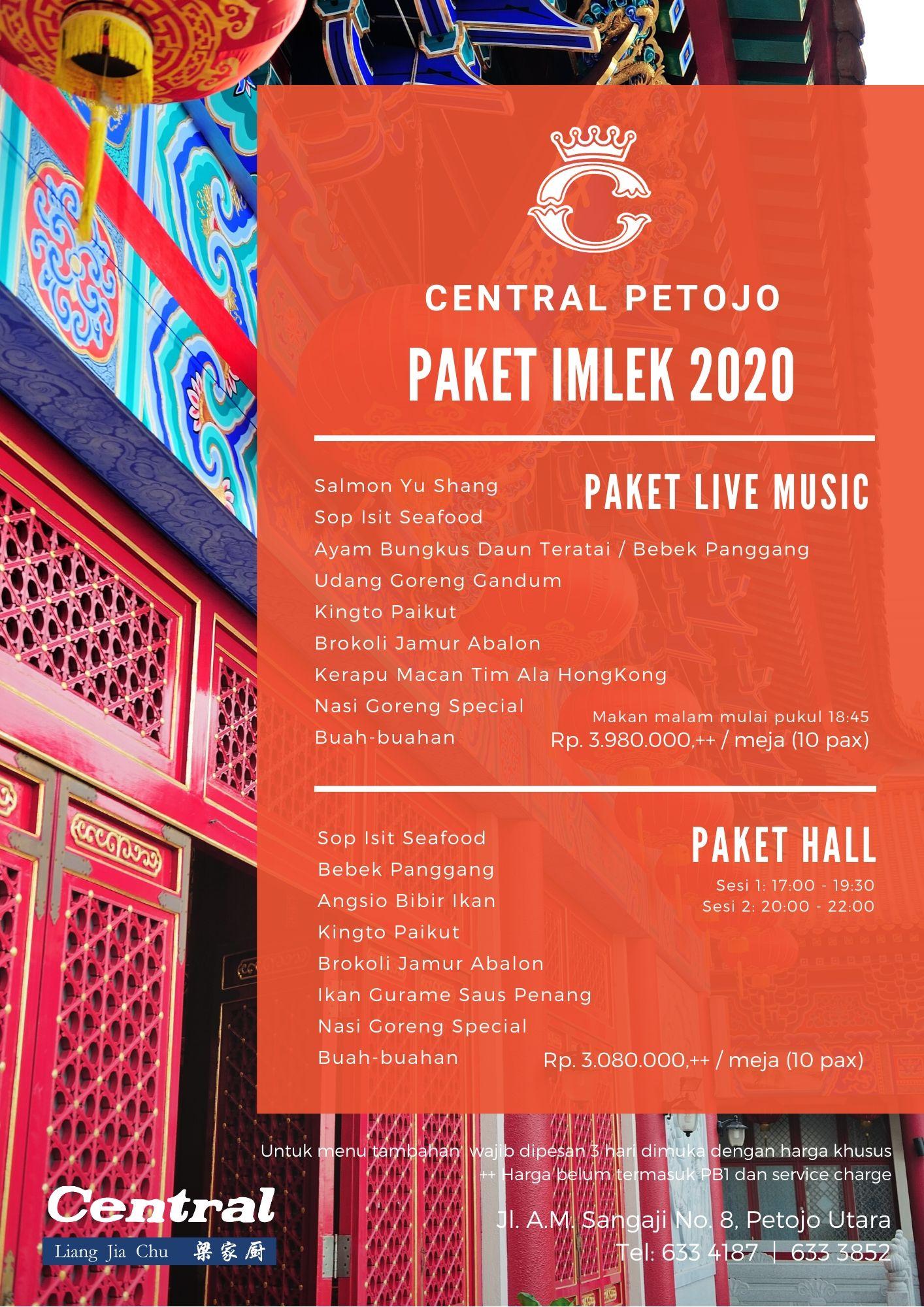Paket Imlek Chinese New Year 2020